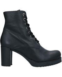 Unisa Ankle Boots - Black