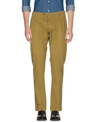 Pence - Casual Pants - Lyst