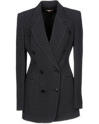 Michael Kors Overcoat - Multicolour