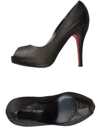 Carlo Pazolini - Court Shoes With Open Toe - Lyst