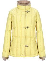Fay Down Jacket - Yellow
