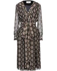 Celine Knee-length Dress - Natural