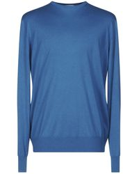 Heritage Pullover - Azul