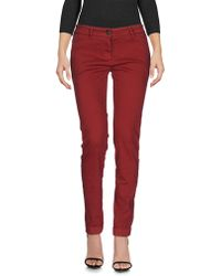 Who*s Who Denim Pants - Red