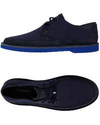 Camper Zapatos de cordones - Azul