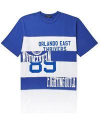 Comme des Garçons T-shirt - Blue