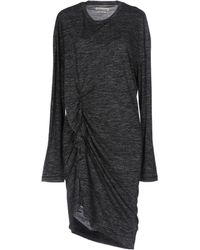 Étoile Isabel Marant Midi Dress - Grey