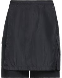 White Mountaineering Shorts & Bermuda Shorts - Black