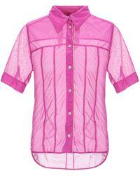 N°21 Camicia - Rosa