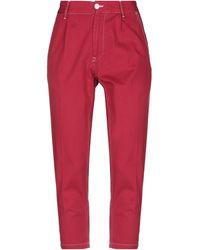 Haikure Trousers - Red