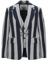 Vivienne Westwood Jackett - Blau
