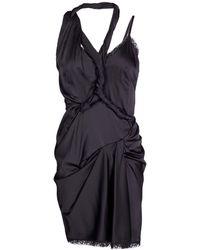 Alexander Wang Short Dress - Black