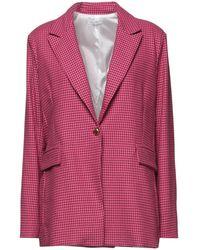 Motel Suit Jacket - Pink
