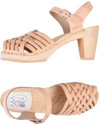 Maguba Sandals - Pink