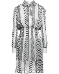 Lala Berlin Short Dress - White