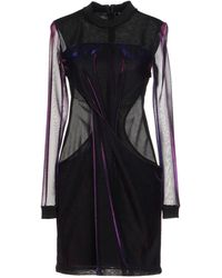 Versus Short Dress - Black