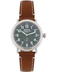 Shinola Reloj de pulsera
