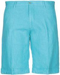 Etro Bermuda Shorts - Blue