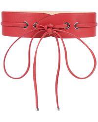 Marella Belt - Red