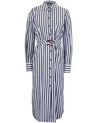 Tommy Hilfiger 3/4 Length Dress - Blue
