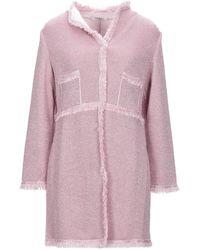 Charlott Overcoat - Pink