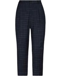 TRUE NYC Casual Trouser - Blue