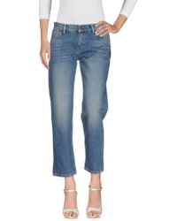 M.i.h Jeans - Denim Trousers - Lyst