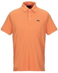 Façonnable Polo Shirt - Orange