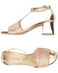 Lea Foscati Sandals - Multicolor