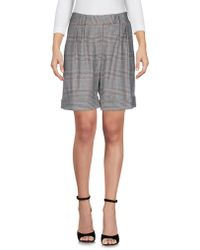 Boy by Band of Outsiders - Bermuda Shorts - Lyst