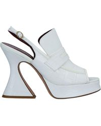 Sies Marjan Sandals - White
