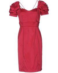 Carlo Pignatelli Short Dress - Multicolour