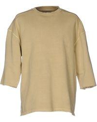Yeezy Sweatshirt - Natural