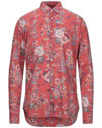 Bevilacqua Shirt - Red
