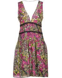 KATE BY LALTRAMODA Short Dress - Pink