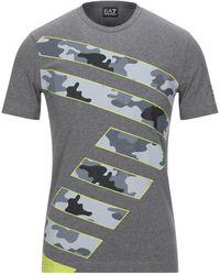EA7 T-shirt - Grey