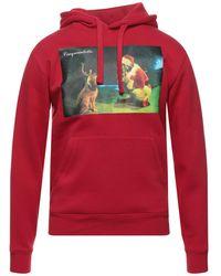 Russell Athletic Sweatshirt - Rot
