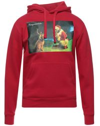 Russell Athletic Felpa - Rosso