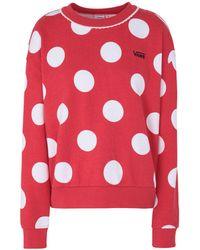 Vans Sweatshirt - Red