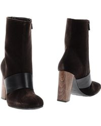 CoSTUME NATIONAL - Ankle Boots - Lyst