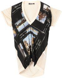 ANDREAS KRONTHALER x VIVIENNE WESTWOOD T-shirt - Black