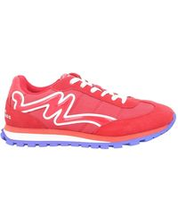 Marc Jacobs Sneakers & Tennis shoes basse - Rosso
