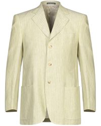 Facis Suit Jacket - Yellow