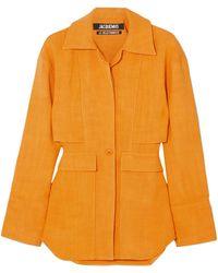 Jacquemus Shirt - Orange