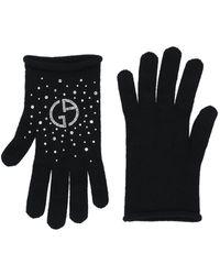 Emporio Armani Gloves - Black
