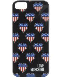 Love Moschino - Hi-tech Accessories - Lyst