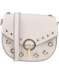 Sandro Cross-body Bag - White