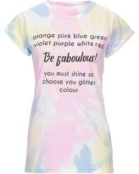 Motel T-shirt - Pink