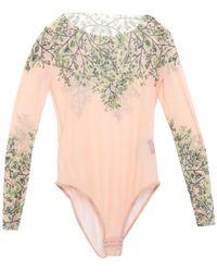 DSquared² Lingerie Bodysuit - Natural
