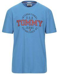Tommy Hilfiger T-shirts - Blau